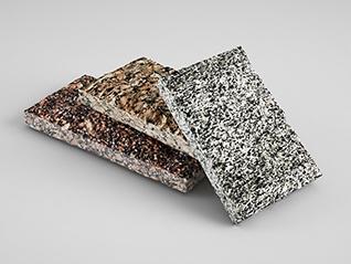 плиты скала
